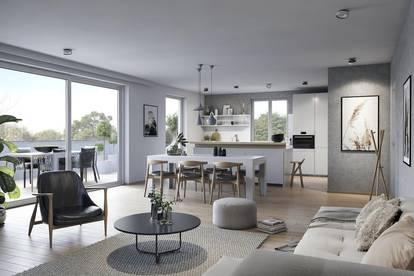 GNIGL/HEUBERG I Wohnen mit Anspruch – Luxuriöse 2-Zimmerwohnung, T5