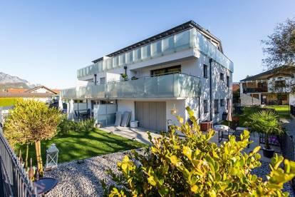 HALLEIN | Leben im Buchhammerwerk I Neubau 3-Zimmer-Penthouse mit Klasse und Stil I T7 | WBF möglich