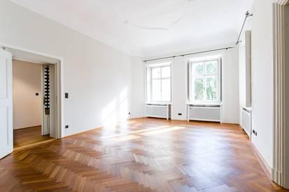 HERRNAU   Historische 6-Zimmerwohnung im Schloss nahe Hellbrunn