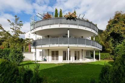 PARSCH   Exklusive 3,5-Zimmerwohnung mit 53 m² Terrasse in Bestlage