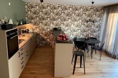 RIEDENBURG | 2-Zimmer-Boutique-Apartment mit Privatgarten - trendig möbliert!