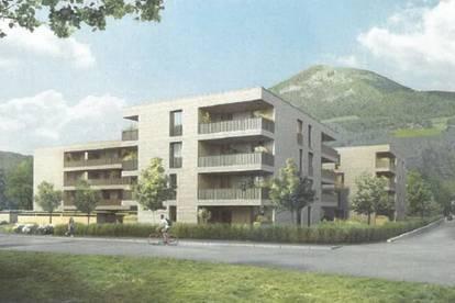 AIGEN | Modernster Erstbezug | 3-Zimmer-Terrassenwohnung in Toplage
