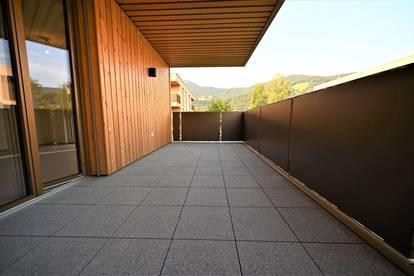 AIGEN   Modernster Erstbezug   3-Zimmer-Terrassenwohnung in Toplage