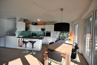 AIGEN | Moderne 3-Zimmerwohnung mit Garten in Bestlage
