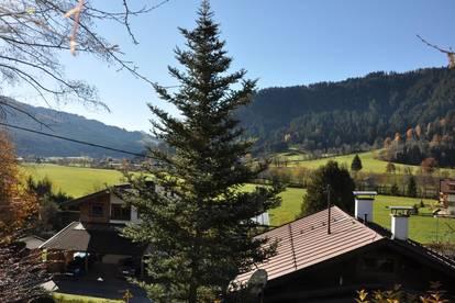 Grundstück mit Altbestand in Reith bei Kitzbühel
