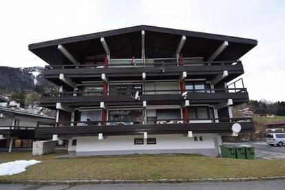 Gemütliche 2-Zimmer-Wohnung in Kirchberg in Tirol