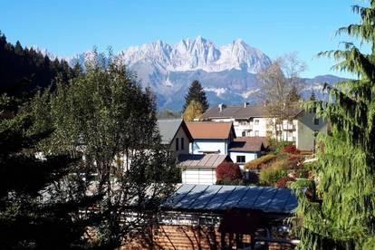 Doppelhaushälfte am Stadtrand von Kitzbühel