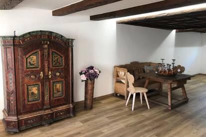 Maisonettewohnung in idyllischem Anwesen am Sonnberg W2 +W7