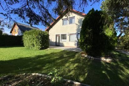 Einfamilienhaus Badeteich Bisamberg, Garten, 4 Zimmer, Seezugang