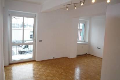ROVISIONSFREI - 43 m² Mietwohnung - 2 Zimmer - im Süden von Klagenfurt + SÜDBALKON - generalsaniert !