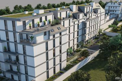 edles Neubauprojekt in Wien13 - kurz vor der Fertigstellung |ZELLMANN IMMOBILIEN