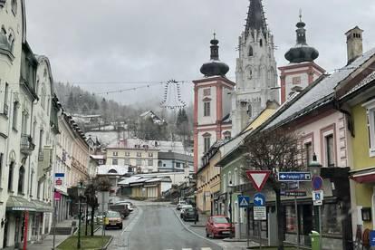 Projekt mit Potenzial im Herzen vom wunderschönen Mariazell | ZELLMANN IMMOBILIEN