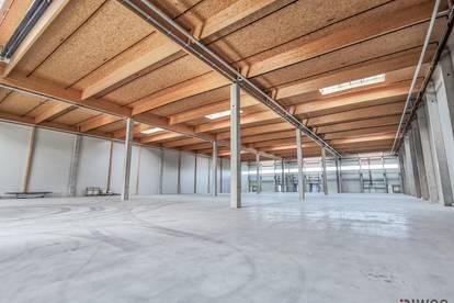 Logistikobjekt mit ca. 3.900m² Lagerfläche