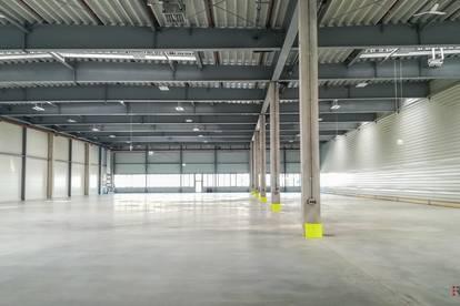 12.000m² neugeschaffene Lager-/Produktionsflächen! Teilflächen nach Absprache möglich!
