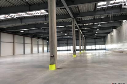 12.000m² neugeschaffene Lager-/Produktionsflächen! Teilflächen möglich!