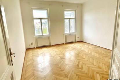 Großzügige 1 Zimmer Altbauwohnung I Perfekte Aufteilung I Nähe U4 & U6