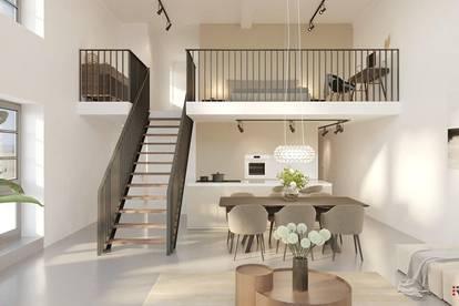 Exklusive Loftwohnungen im ehemaligen Dorotheum Floridsdorf - erbaut im internationalen Stil