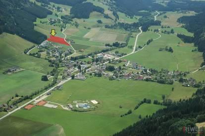 ##Schöne, sonnige, günstige Baugründe im Alpendorf Glödnitz im Gurktal##
