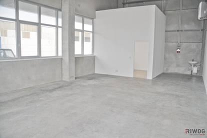 72m² Produktionsfläche mit eigenem Tor und Büro