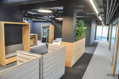 Serviced Offices! Büroräume oder einzelne Arbeitsplätze!