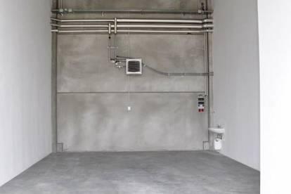 80m² Produktionsfläche mit kleinem Büro