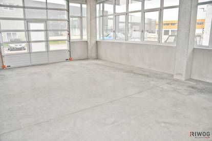 91m² Produktionsfläche mit Büro