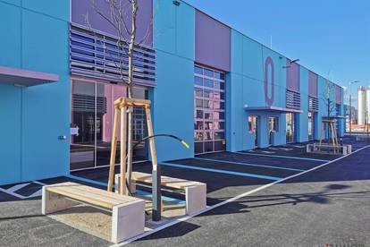 Modernes Geschäftsviertel! Büros, Verkaufs- oder Produktionsflächen