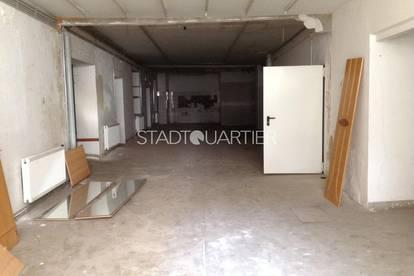 # SQ - 500 m² LAGER DIREKT BEIM BRUNNENMARKT (NEULERCHENFELDER STRASSE)