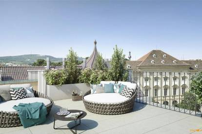 #SQ - HEAVEN ON EARTH! FAMOSES PENTHOUSE MIT TERRASSE IN TOP LAGE!
