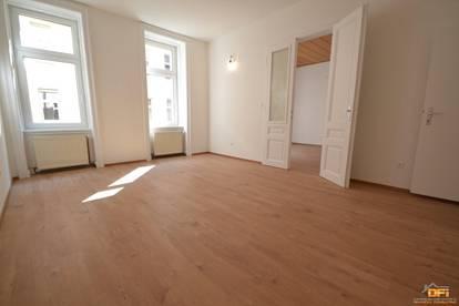 UNBEFRISTET in 1020 Wien: Zentral gelegene 2-Zimmer Wohnung nahe Nordbahnhof