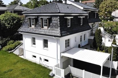 Baden Gelegenheit Mitterberg Bestlage: Luxuriöses gekuppelt gebautes Einfamilienhaus
