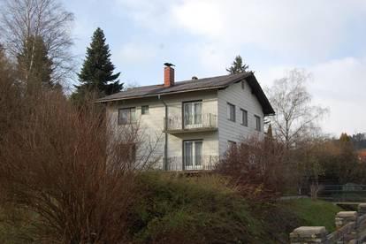 Großes Ein- Zweifamilienhaus auf großem Grund in 2871 Zöbern, Obj. 12489-SZ