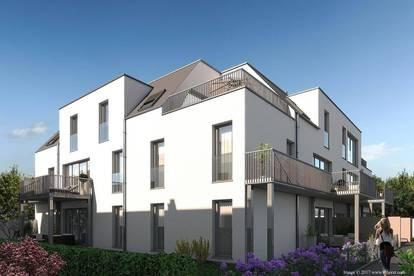 Großzügige Dachgeschoßwohnung im Zentrum von Brunn