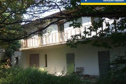 Haus mit Grund - perfekt für Baumschule oder Gärtnerei