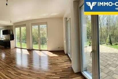 Sehr schöne 2 Etagenwohnung mit Garten und Terrasse