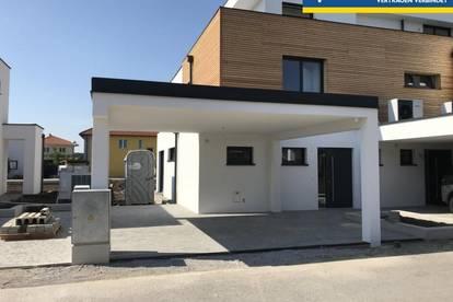 Doppelhaushälfte in der Rosenstadt Tulln