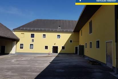 Vierkanthof - In Top-Zustand