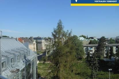 Wohnen oder Arbeiten über den Dächern von St.Pölten