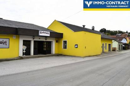 Gasthaus/Diskothek mit großem Parkplatz