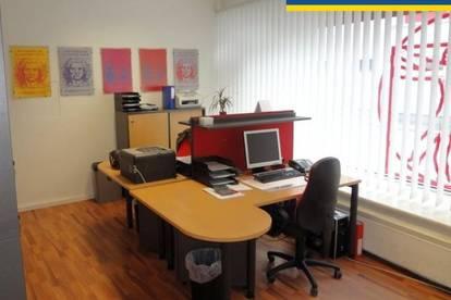 Büro - Ecklokal mit Auslagen