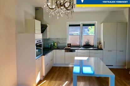 <b> Vermietete Exklusive 3-Zimmer Wohnung mit Garten </b>