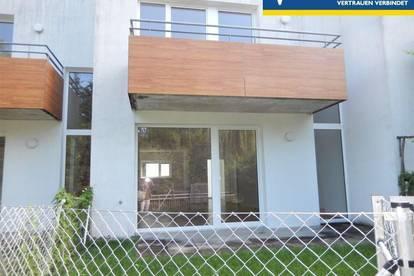 <b>Provisionsfrei für den Mieter - 4 Zimmer Reihenhaus mit Garten - Gefördert</b>