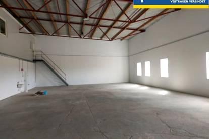 Lagerhalle mit Büro ideal für START-UPS