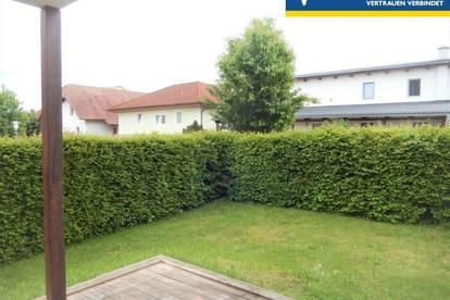 <b>Tolle Eigentumswohnung in ruhiger Siedlungslage mit Terrasse!</b>