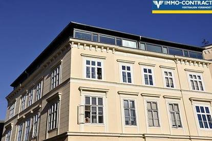 Exklusives DG-Apartment mit Terrasse u. Donaublick