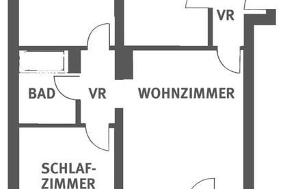 Gemütliche, geförderte 3-Zimmerwohnung mit Balkon! Mit hoher Wohnbeihilfe oder Mietzinsminderung