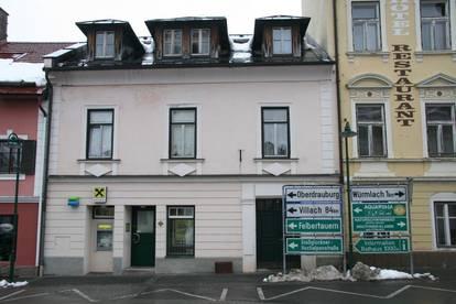 Großzügige 3-Zimmermietwohnung im Zentrum von Mauthen zu vergeben!