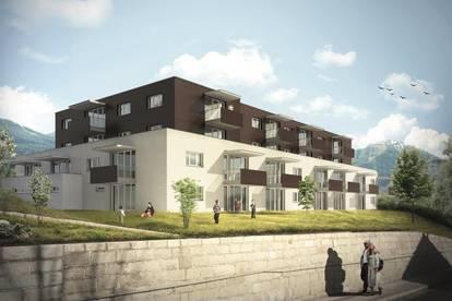 Neubau: 2-Zimmer Mietwohnung