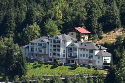 TRAUMLAGE in Bad Gastein! Geförderte 2-Zimmerwohnung mit Balkon! Mit hoher Wohnbeihilfe!