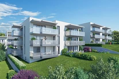 NEUBAU 2 Zimmer Erdgeschoss Wohnung mit Garten in Eugendorf